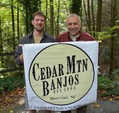 Cedar MTN Banjos