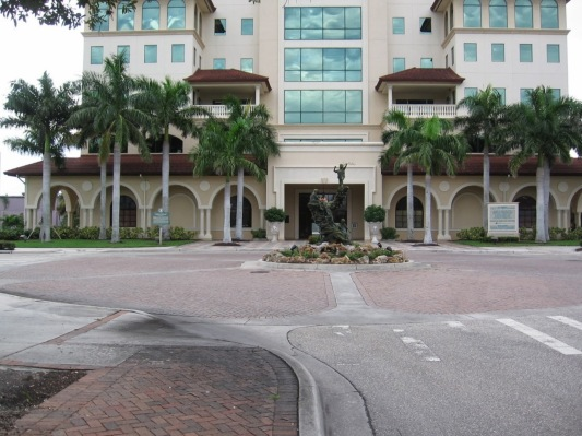 Commission site - Kane Plaza, east end of Main Street, Sarasota, Florida