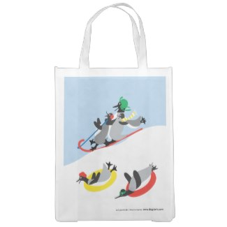 penguins_sledding_reusable_grocery_bag-r77beee2a64ea41e0b4bd64c80bd5bb86_z7mg3_325
